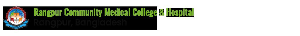 RCMC | Rangpur Community Medical College